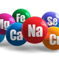 Minerales en la naturaleza, esenciales y fundamentales