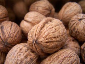 Las nueces son una fuente de fósforo entre otros minerales