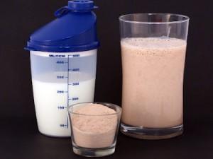 Se recomienda beber durante y después batidos de carbohidratos