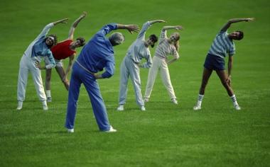 Hacer ejercicio de manera moderada es interesante para nuestra salud