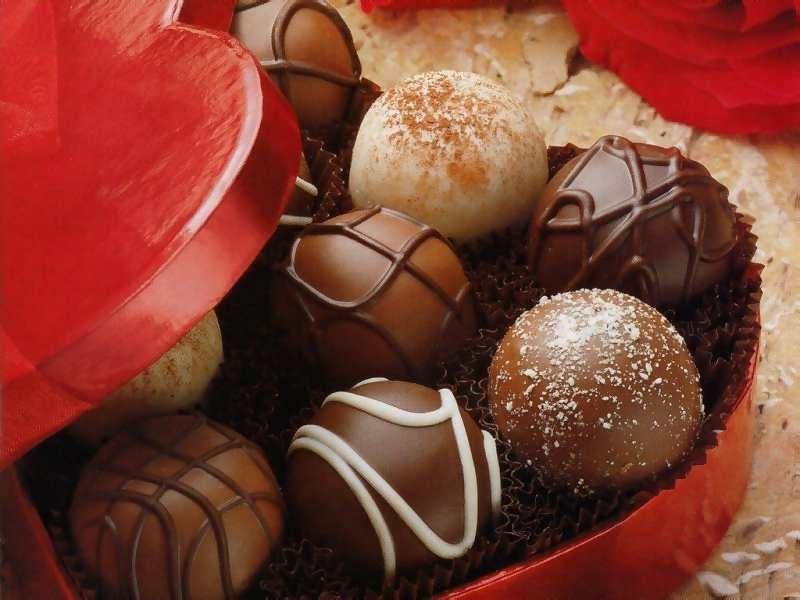 Las propiedades del chocolate