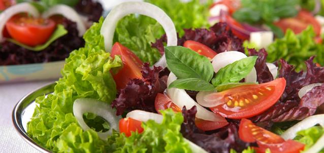 Razones para incluir las ensaladas en nuestra dieta habitual