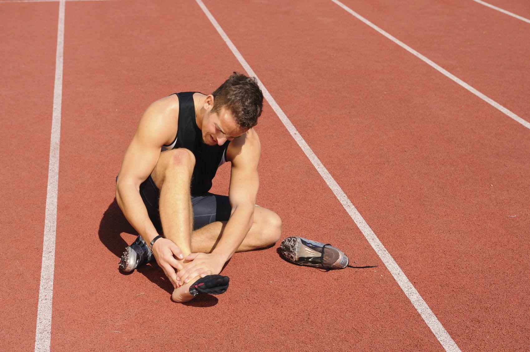 Las lesiones más habituales de los corredores