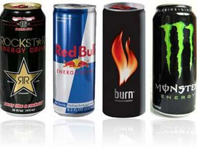 Los peligros de las bebidas energéticas