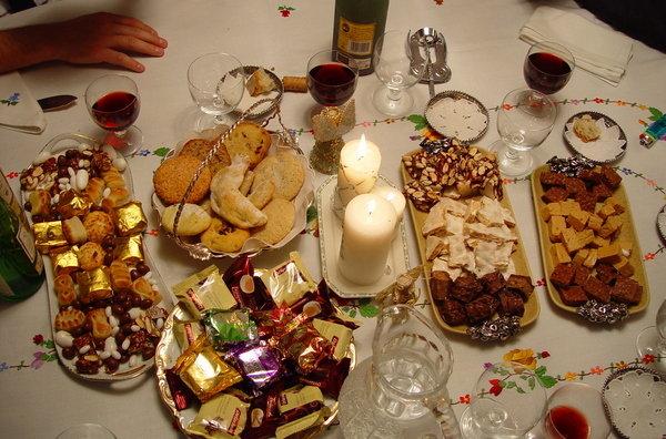 Los peligros para la salud en Navidad