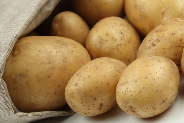 Las patatas, una fantástica fuente de hidratos