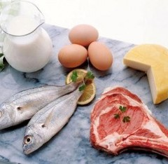 Conoce los alimentos con más proteínas