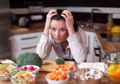 La ansiedad y la alimentación