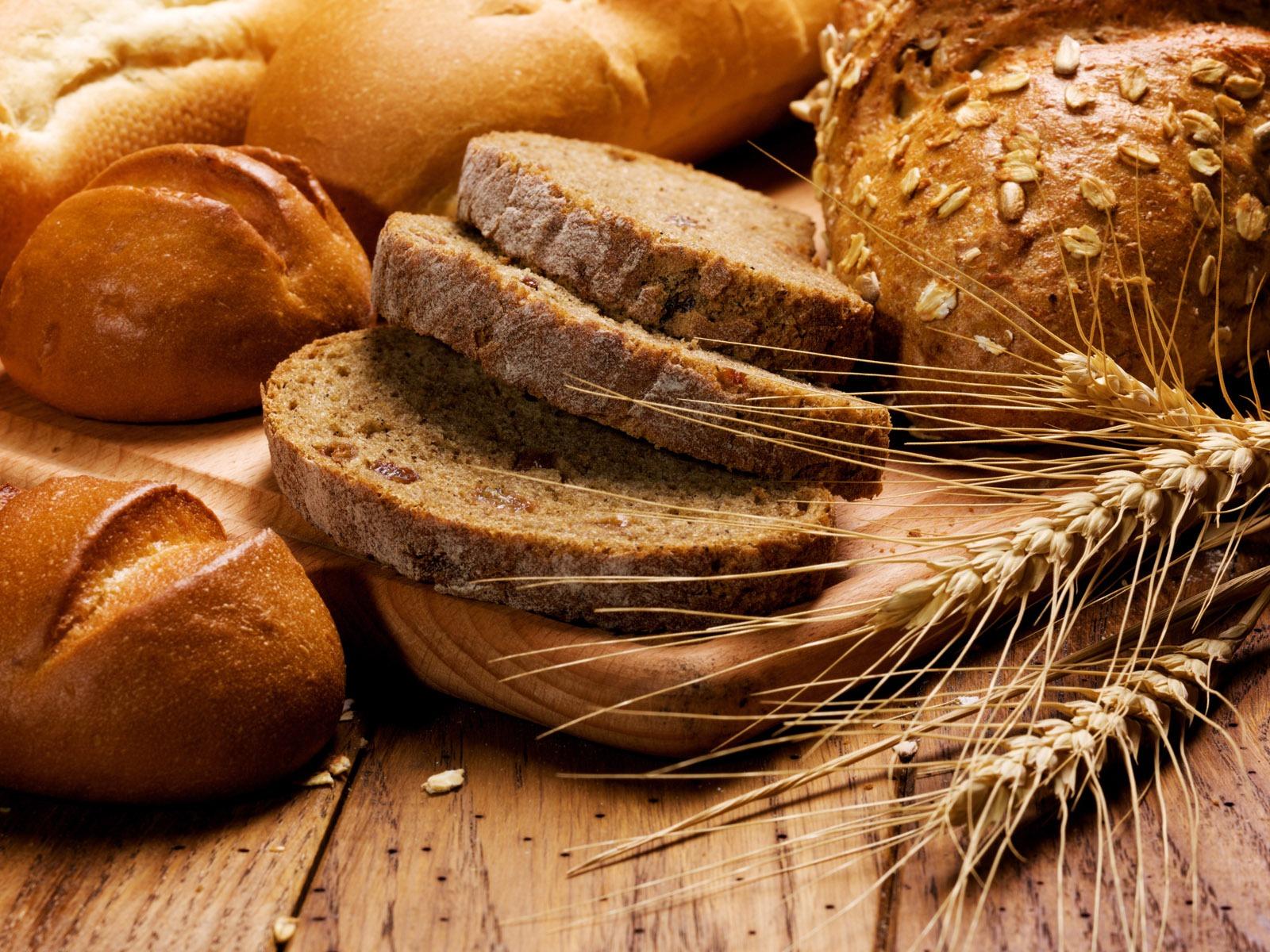 El consumo de pan en nuestra dieta