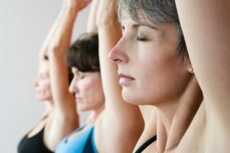 El deporte durante la menopausia