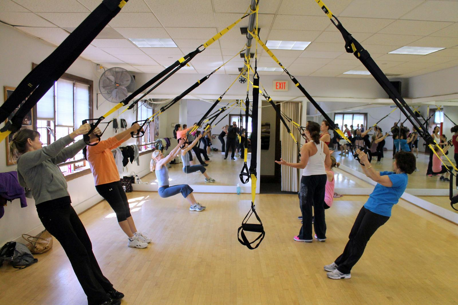 how to become a trx trainer