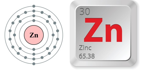 depresion zinc