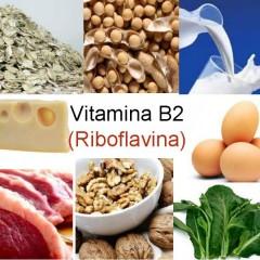 La importancia de la Riboflavina o vitamina B2 para nuestro organismo