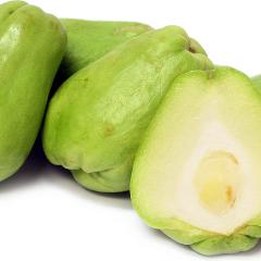 El Chayote, una fruta rica y nutritiva con grandes beneficios para nuestra salud